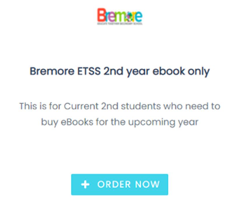 2nd Year eBook Image