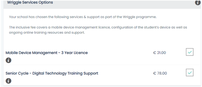 Wriggle Services