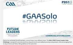 GAA Future Leader Challenge Videos from Our Staff #GAASolo