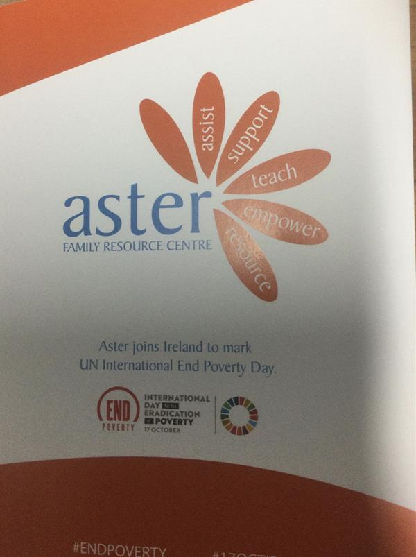 Aster - Highlighting Poverty
