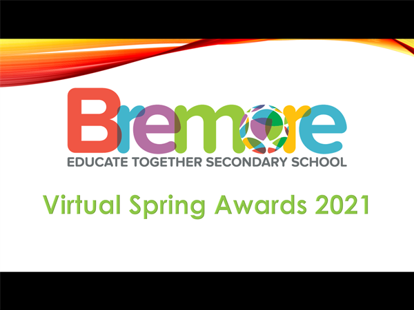 Virtual Spring Awards 2021